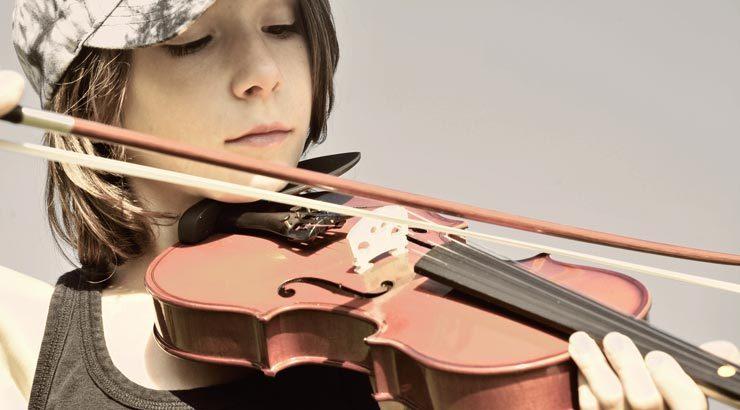 Instrumentalkurs Geige
