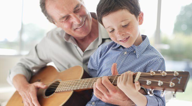 Instrumentalkurs Gitarre